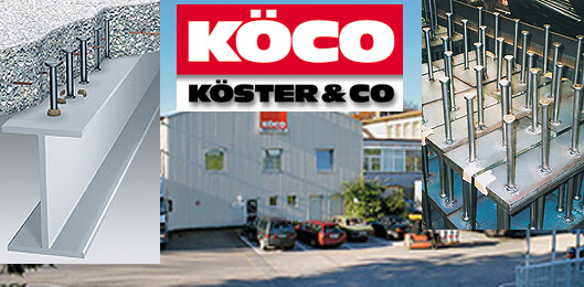 Логотип Köster & Co GmbH