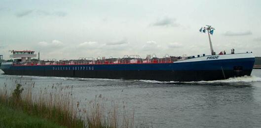 Речной танкер