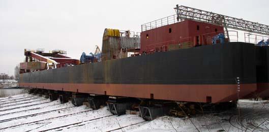 Кран проекту LK-600