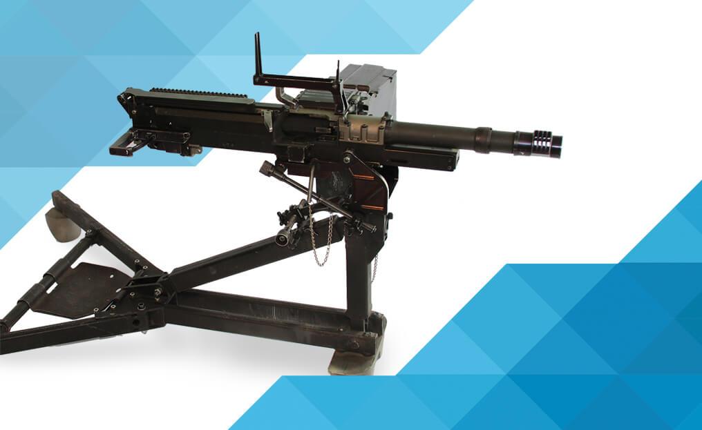 Автоматический гранатомет УАГ–40